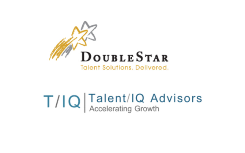 DoubleStar and Talent/IQ Logos